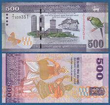 SRI LANKA  500 Rupees 2010 (2011)  UNC  P.126