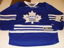 2011-12 Toronto Maple Leafs 3ª Jersey alternativo Criança s/m Reebok Juventude Novo Com Etiquetas
