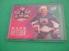 MARK MESSIER  ALL-STAR GAME 94-95 FLEER ULTRA HOCKEY CARD #4