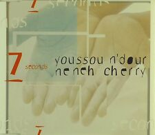 Maxi CD - Youssou N'Dour - 7 Seconds - #A2477