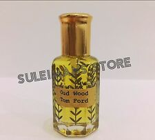 Perfume Oil Oud Wood Tom Ford - 11ml (0.37 fl. oz.) 100% Pure Perfume Oil!