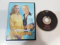 TORMENTA ENTRE DOS PASIONES DVD GEORGE PEPPARD LEE REMICK ESPAÑOL ENGLISH