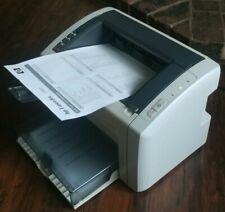 HP LaserJet 1022 Standard Laser Printer Q5912A Monochrome 829160710778
