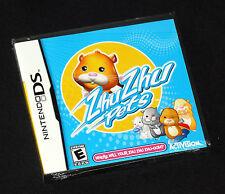 ZhuZhu Pets Nintendo DS Factory Sealed 2010 Activision Publishing
