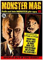 Monster Mag #2 - English language authorised printing of lost 1973 classic