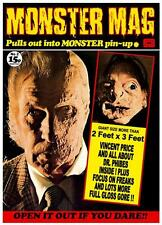 Monster Mag #2 - English language authorised printing of lost 1973 classic