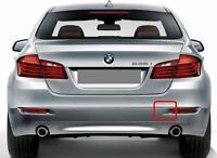 BMW NEW GENUINE 5 SERIES F10 13-16 REAR BUMPER TOW HOOK EYE COVER 7332777