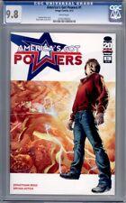America's Got Powers #1  Image Comics (2012)   1st Print   CGC 9.8