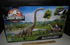 """Jurassic Park World Brachiosaurus Dinosaurs Mattel - 42"""" x 28"""" Tall Target Excl."""