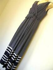 Cocktail Hand-wash Only Striped Maxi Dresses for Women