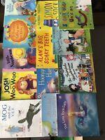 Job Lot  of 15 Children's Story Books Various Authors