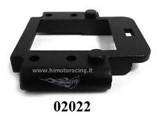 02022  SUPPORTO ANTERIORE CASSA DIFFERENZIALE PER 1:10 FRONT ARM HOLDER  HIMOTO