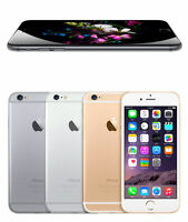 Unlocked Apple iPhone 6 Plus 16GB 64GB 128GB Warranty IOS Smartphone Mobilephone