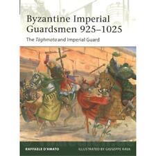 Byzantine Imperial Guardsmen 925-1025 Elite Nr.187 Osprey