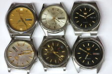 Lot of Seiko 7009 automatic mens watches for parts - Nr. 138737