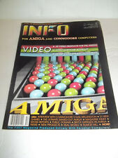 Info Magazine #28 for Amiga and Commodore Computers Sep / Oct 1989