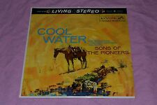 Cool Water - Sons of the Pioneers - RCA Victor LSP-2118 - FAST SHIPPING!!