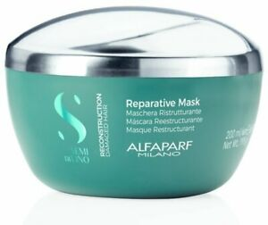 Alfaparf Semi Di Lino Reconstruction Reparative Mask 200 ml