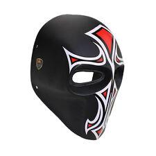 Terror Black Skull Paintball Airsoft Games Full Face PC Lens Eye Protection Mask
