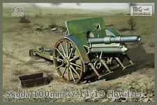 Ibg 1/35 Skoda 100mm VZ 14/19 Howitzer # 35025