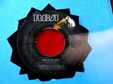 CHOCOLATE MILK~ TAKE IT OFF~ HONEY BUN~ RCA~13364~ MODERN BOOGIE ~ SOUL 45