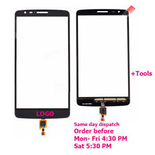 Digitizer Touch Screen Glass Panel for  For LG G3 Stylus D690N D690 Black