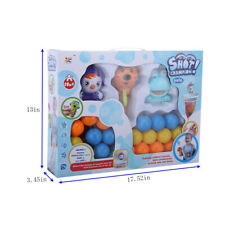 Bathroom/Indoor Toys Fun Basketball Basket Shooting Ball Children's Gift Set Hot