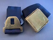 Lockheed L1011 Gold Plated Seat Belt Tristar 500 HZ-AB1