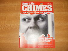 Andrei Chikatilo, REAL CRIMES 94, William Desmond Taylor, Michael Shorey.