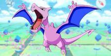 Pokemon Go Aerodactyl Shiny + 80K stardust in Account For Trade