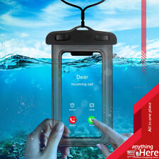Waterproof Phone Cover Swim Pack Holder Bag Case For Smartphones HIGH iPhone