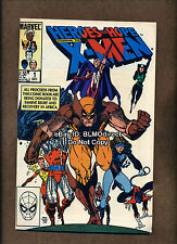 1985 Heroes For Hope X-Men #1 Signed By Art Arthur Adams Famine Relief Promo