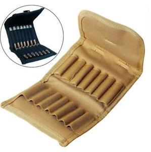 Rifle 14 Cartridges Ammo Pouch Bullet Carrier Waist Wallet .223-308 Ammo Holder