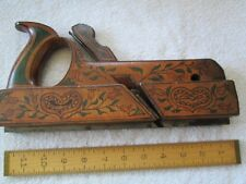 Beautifully Decorated Molding Plane - One of a Kind!!