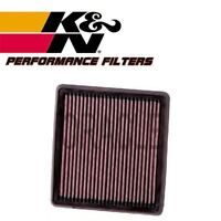 K&N AIR FILTER 33-2935 FOR FIAT PUNTO / GRANDE PUNTO 1.4 T-JET 120 BHP 2007-