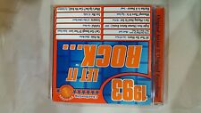 1993 Let It Rock Various Artists 2000 Direct Source Special Products      cd2285