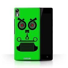 Étuis, housses et coques verts Lenovo pour téléphone mobile et assistant personnel (PDA) Lenovo