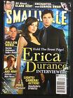 Smallville Magazine #34 Dec 09/ Jan 2010 Final Issue Superman Erica Durance
