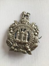 Badge Insigne King's Own Scottish Borderers