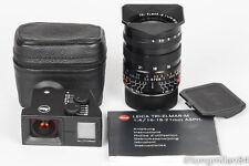Leica 16-18-21mm f4 ASPH Tri-Elmar-M WATE 6 bit + Universal Finder 1:4/16-18-21