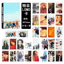 30pcs set Kpop Star BLACKPINK STAY WHISTLE Photo Poster Lomo Card Fashion Gift