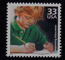 United States Scott# 3191e Mnh Education Topical