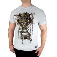 Tee shirt CATCH WWE RANDY ORTON LOBOTOMY Silver tailles