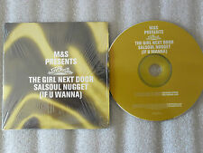 CD-THE GIRL NEXT DOOR-SALSOUL NUGGET-IF U WANNA-M & S-(CD SINGLE)-2001-2 TRACK