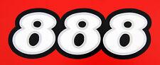 "Ducati 851 888  ""888"" Verkleidung decal fairing"