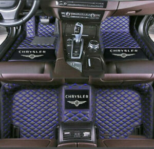 Mats Made to Measure for CHRYSLER 300 C, 300 C Touring (manufactured 2004-2021)