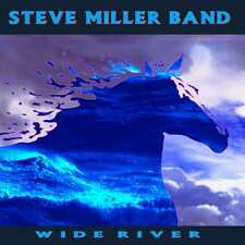 New: Miller,Steve: Wide River  Audio Cassette