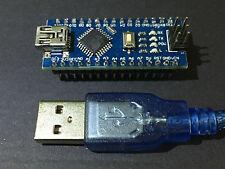 ATMEGA328P ARDUINO COMPATIBLE NANO V3 IMPROVED VERSION WITH USB CABLE UK SELLER
