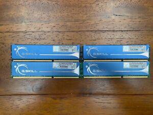 G.SKILL F3-10600CL8D-4GBHK 8GB KIT(4x2GB) DDR3-1333 PC3-10600 CL8-8-8-21