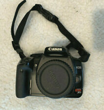 Canon EOS Digital Rebel XTi / EOS 400D 10.1MP DSLR Camera - Black (Body Only)